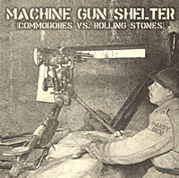 Machine Gun Shelter